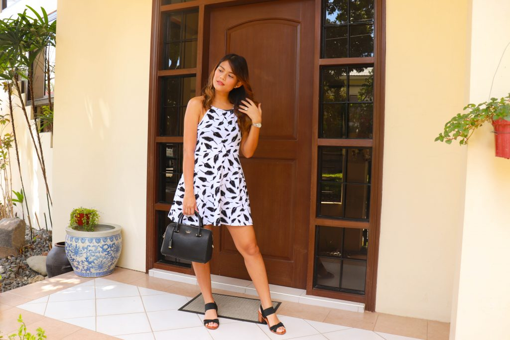 848e26187e2 FASHION FRIDAY: Little Skater Dress | Lifestyle - Taylor Family Vlogs